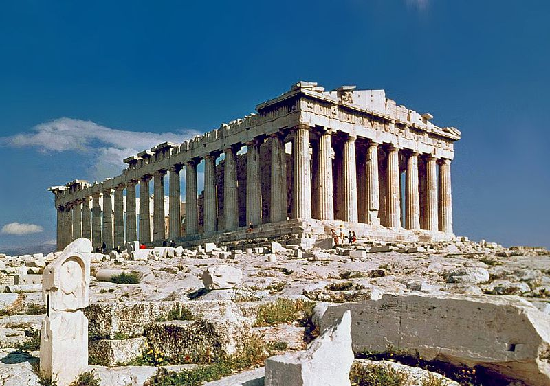 800px-The_Parthenon_in_Athens