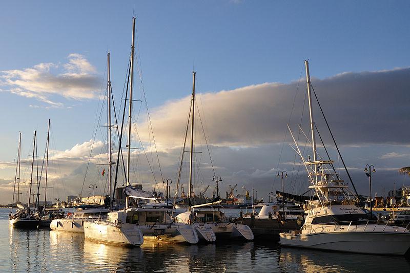 Mauritius Port