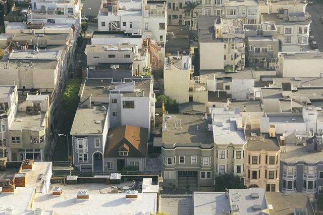 city-houses-village