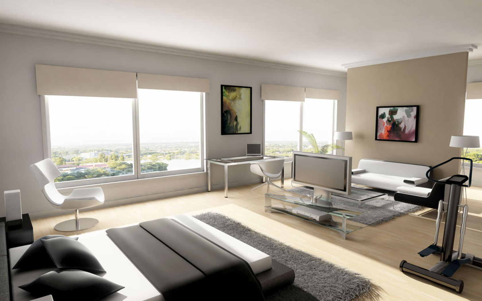 New home interior hd wallpapers