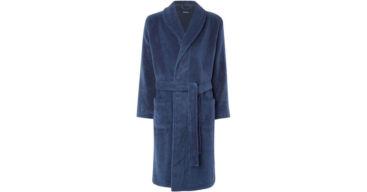 tommy-hilfiger-blue-hilfiger-logo-robe-product-2-624465739-normal